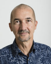 Dr. Andreas Huber, Geschäftsführer