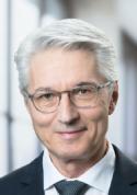Walter Kuen, Präsident des Vorstandes